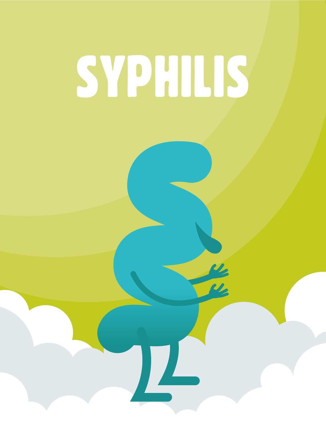 Syphilis, dépistage, IST, MST, infections sexuellement transmissibles, rapport sexuel à risque