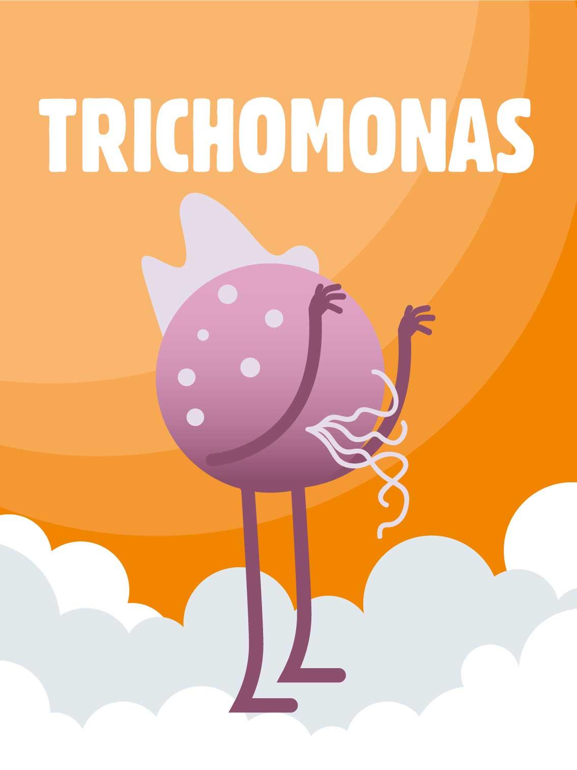 trichomonas, dépistage, IST, MST, infections sexuellement transmissibles, rapport sexuel à risque